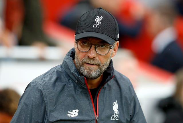Jurgen Klopp saw his side get off to a winning start