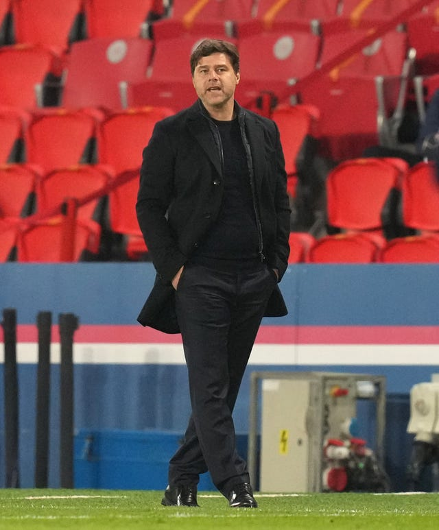 Pochettino says PSG will wait until the day of the game to make a decision on Mbappe