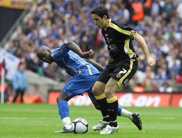 Soccer – FA Cup – Final – Portsmouth v Cardiff City – Wembley Stadium
