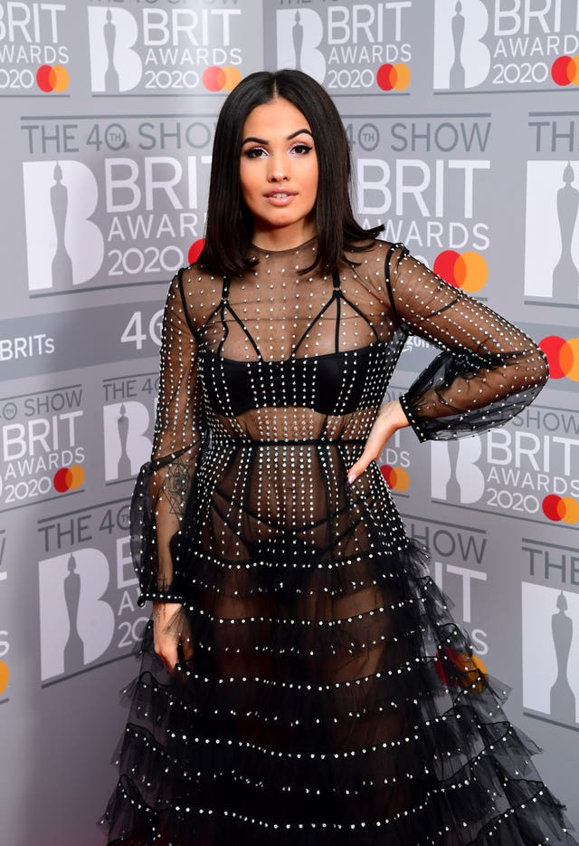 Brit Awards 2020 – Press Room – London