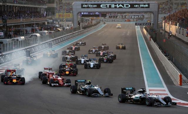 Abu Dhabi Grand Prix – Yas Marina Circuit