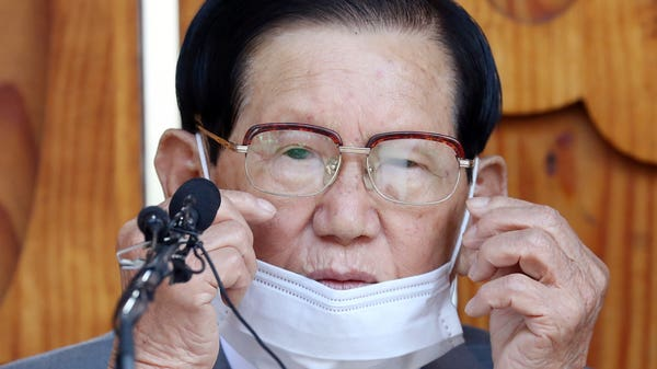 Church leader arrested in South Korea amid spate of virus infections