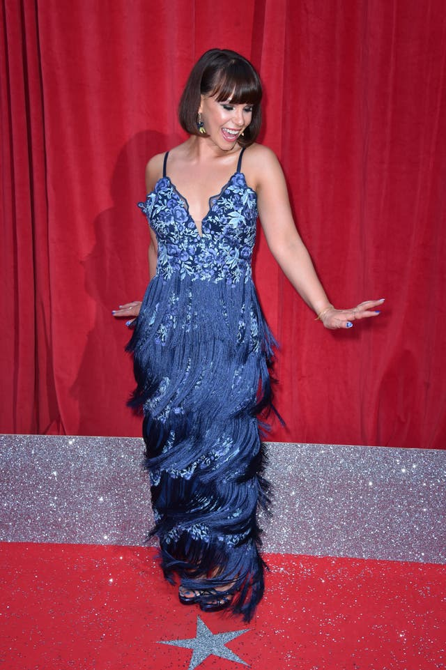British Soap Awards 2018 – London