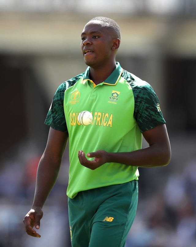 Kagiso Rabada will be hoping to make his mark on the tournament.