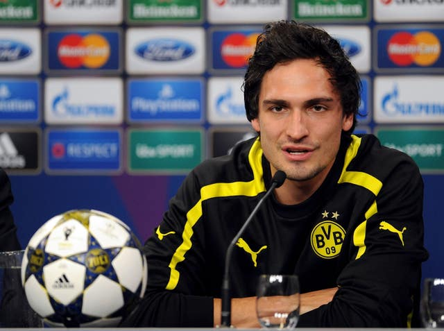 Mats Hummels was on target in a memorable win for Borussia Dortmund