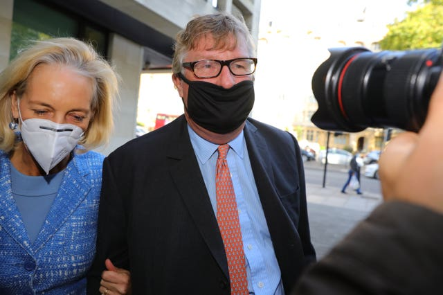 Crispin Odey court case