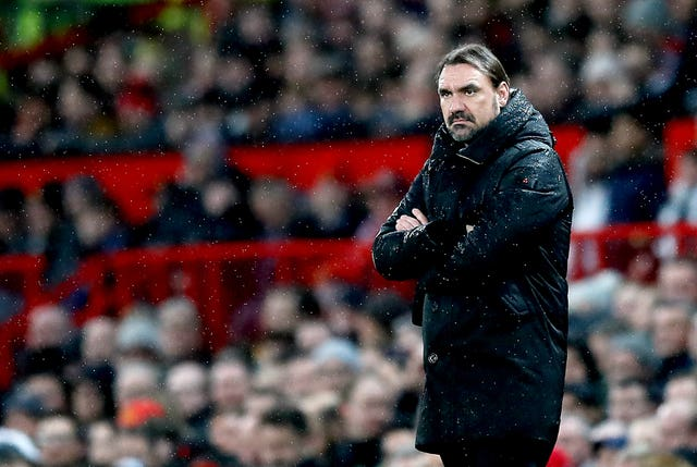 Norwich manager Daniel Farke accepted that United were the better side