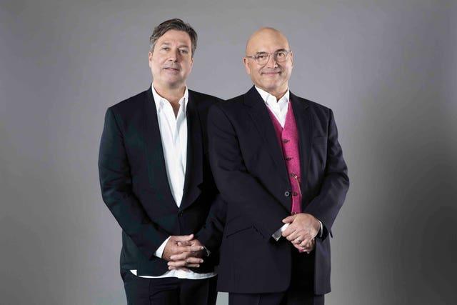 John Torode and Gregg Wallace interview