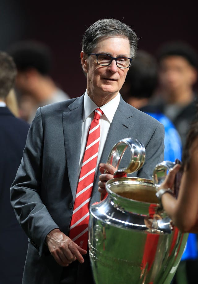 Liverpool, and their owner John W Henry, were involved in Project Big Picture discussions