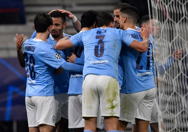 City's victory over Borussia Monchengladbach in the Champions League in midweek extended their winning streak to 19