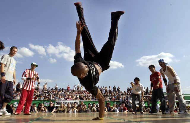 Breakdancing will be an Olympic sport