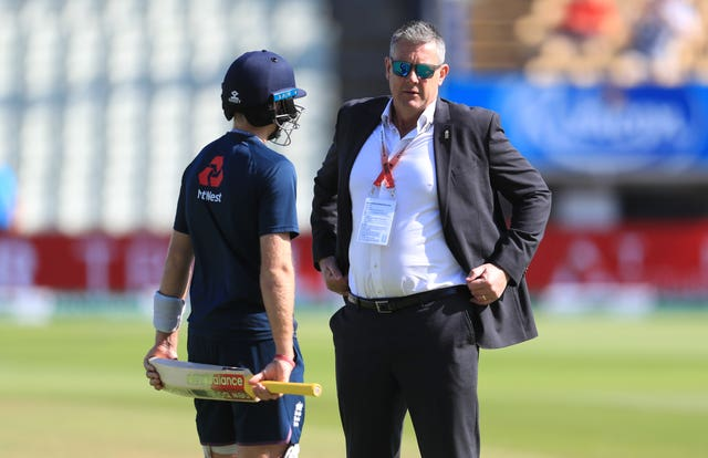 Ashley Giles is certain Archer's England team-mates will rally around the paceman (Mike Egerton/PA)