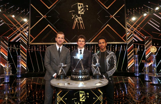 Geraint Thomas was voted the BBC's Sports Personality of the Year for 2018