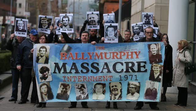 Troubles killings inquests