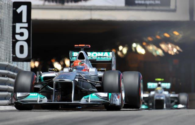 Motor Racing – Formula One World Championship – Monaco Grand Prix – Qualifying Day – Monaco