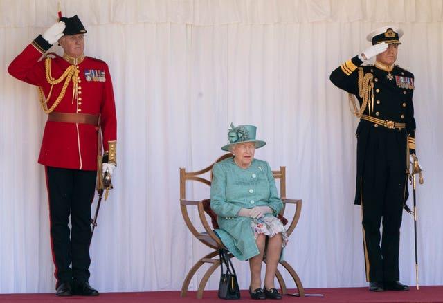 Queen's official birthday