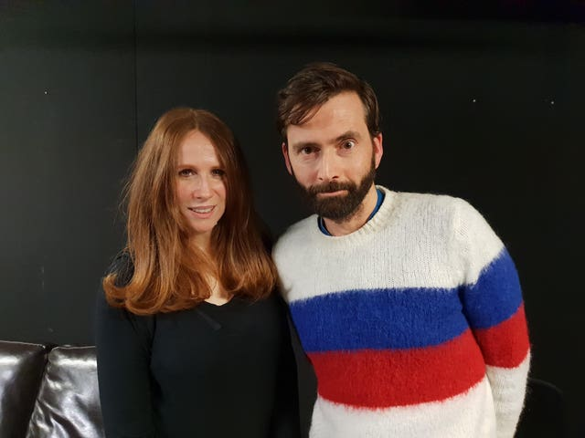 Catherine Tate interview