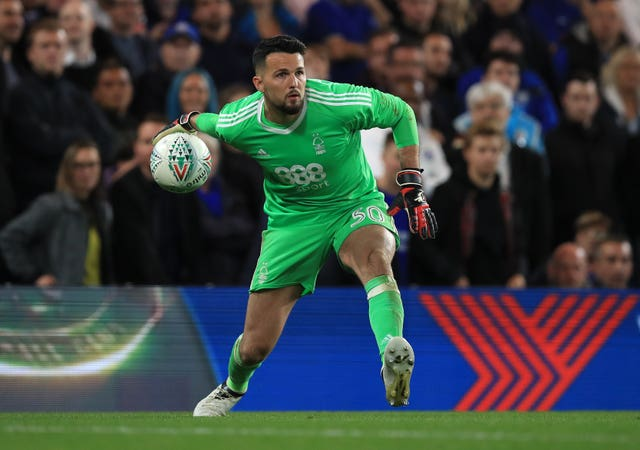 Former Forest goalkeeper Stephen Henderson has also signed for Palace this summer.