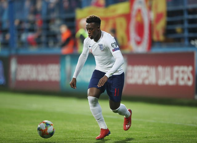 Callum Hudson-Odoi will be hoping to pick up his third England cap in the upcoming qualifier against Montenegro