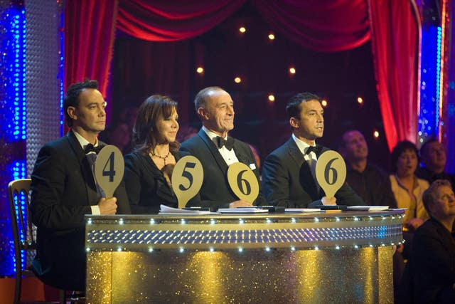 I M Only Ever Invited On Tv To Talk About Strictly Now Arlene