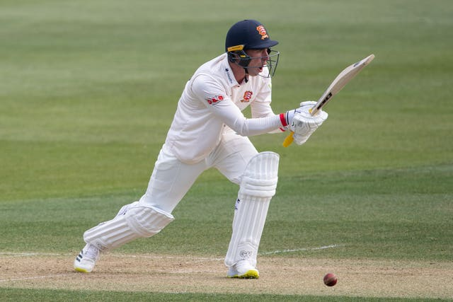 Dan Lawrence scored a first fifty of the new County Championship season in Essex's match with Durham