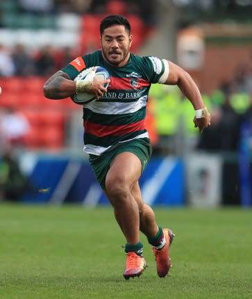 Tuilagi has regular meetings with Leicester Tigers' sports psychologist