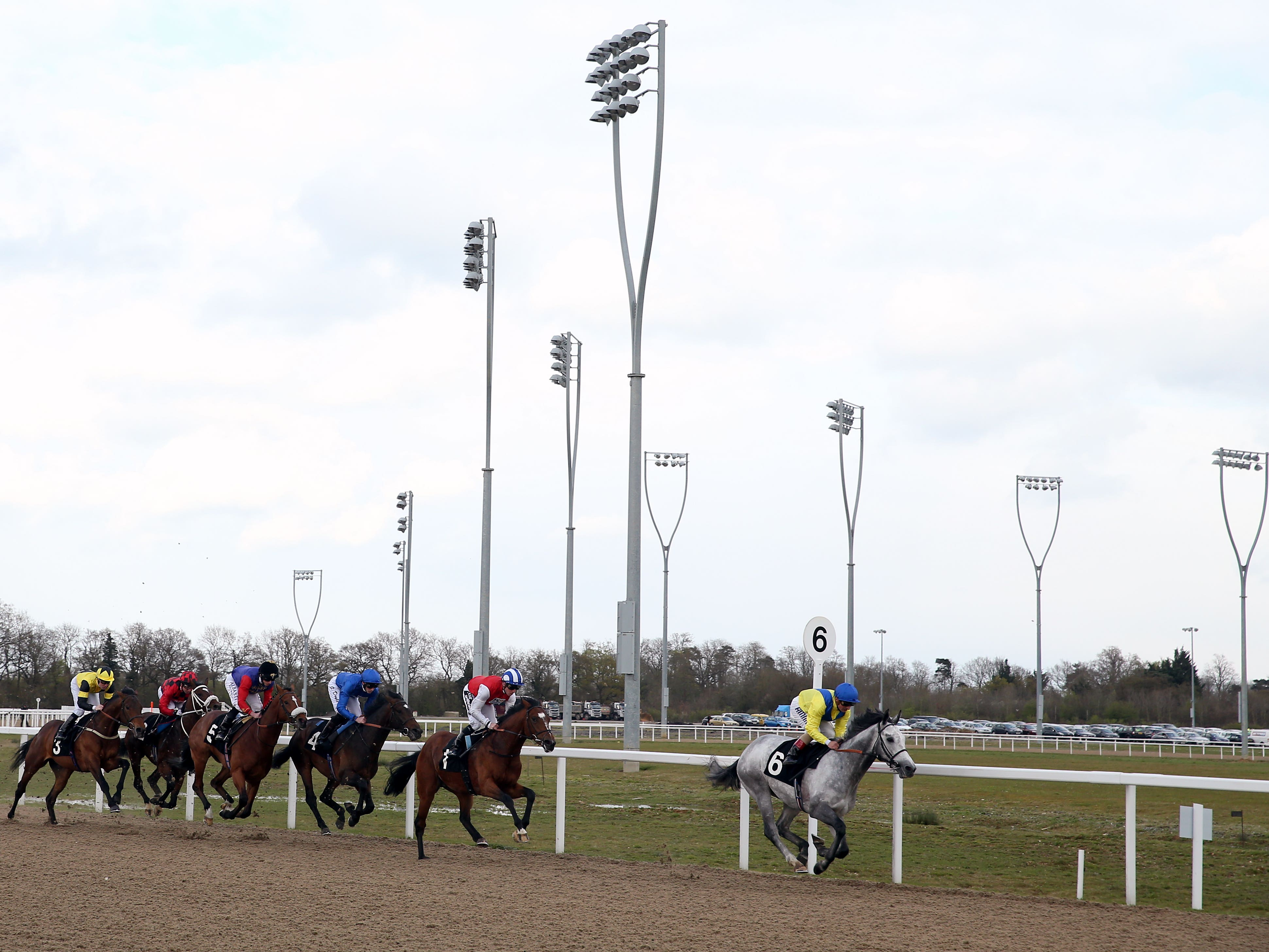 Chelmsford has been given the go-ahead to race on Thursday (Adam Davy/PA)