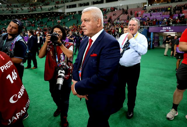 Coach Warren Gatland has plenty to ponder