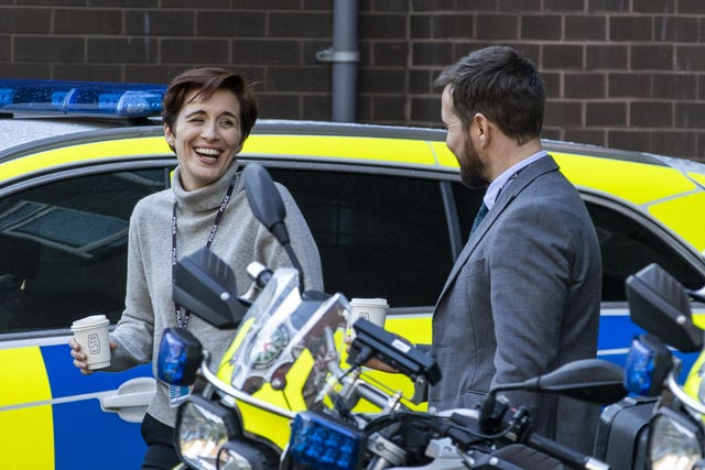 Line Of Duty filming
