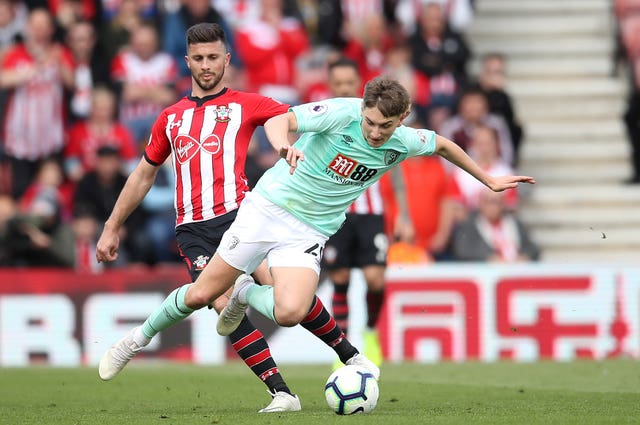 Southampton v AFC Bournemouth – Premier League – St Mary's Stadium