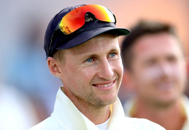 Silverwood talked up his relationship with captains Joe Root (pictured) and Eoin Morgan