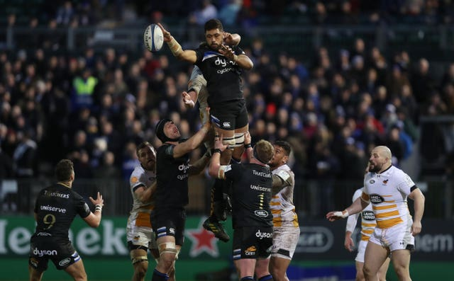 Bath v Wasps – Heineken Champions Cup – Recreation Ground