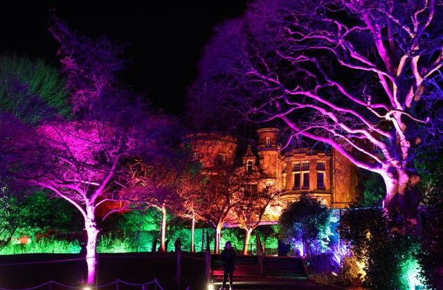 Edinburgh Zoo's Christmas Nights