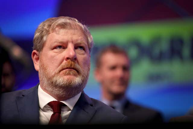 The depute leader role was vacated by former MP Angus Robertson