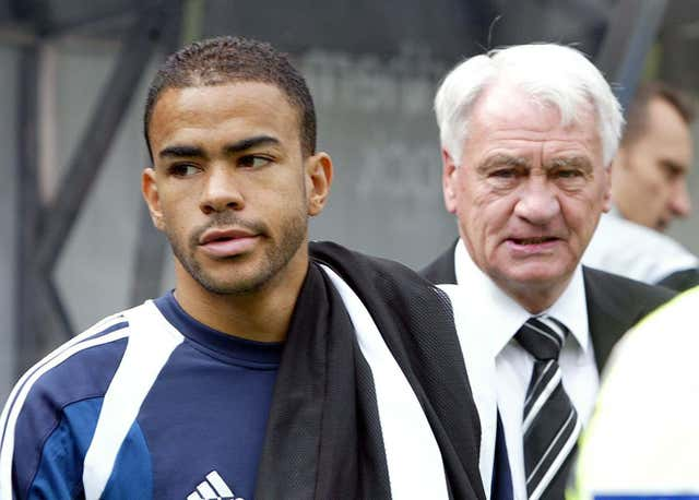 Sir Bobby Robson helped get the best out of Keiron Dyer