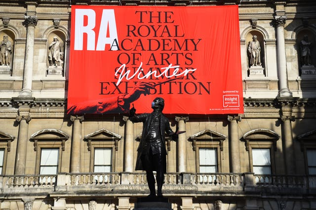 Royal Academy of Arts 'summer' exhibition