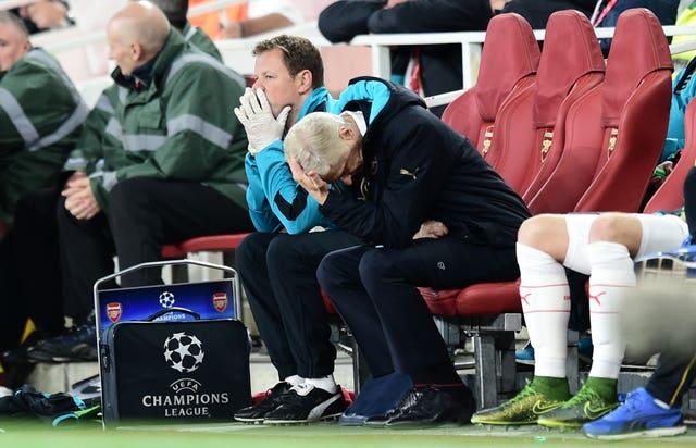 Soccer – UEFA Champions League – Group F – Arsenal v Olympiacos – Emirates Stadium