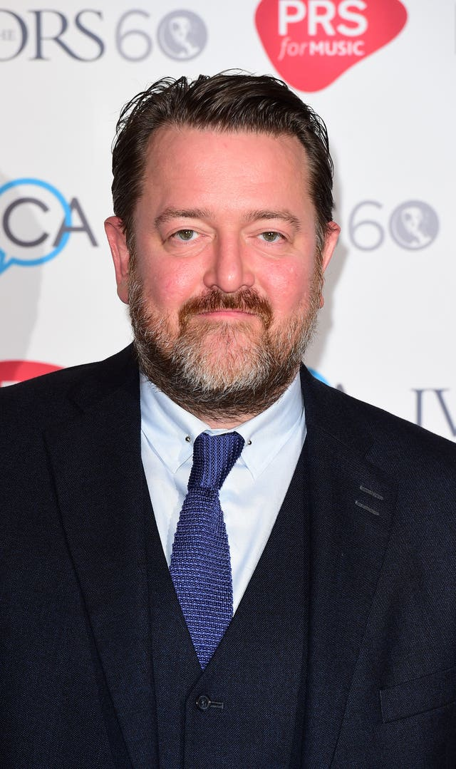 With Elbow, Garvey has picked up accolades including Ivor Novello and BRIT awards, and the Mercury Music Prize (Ian West/PA)
