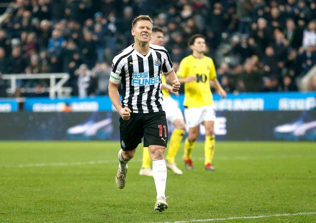 There was relief for Newcastle after Matt Ritchie's late penalty kept them in the competition against Blackburn