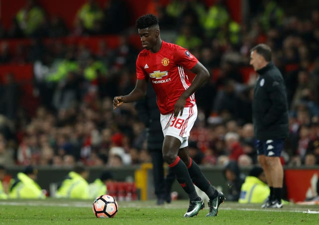 Axel Tuanzebe will face Astana