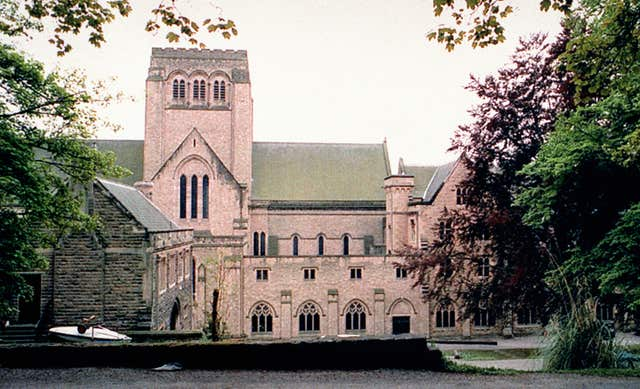Downside School, pictured in 1994, did not take action against the alleged offender (PA)
