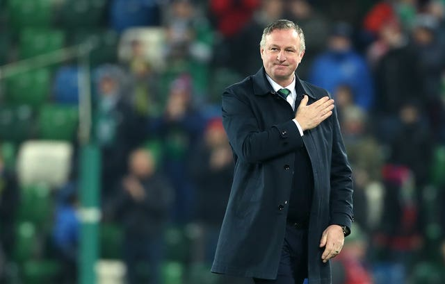 Michael O'Neill took charge of Northern Ireland in 2011