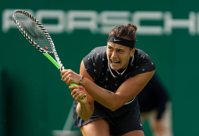 Aryna Sabalenka's power game marks her out