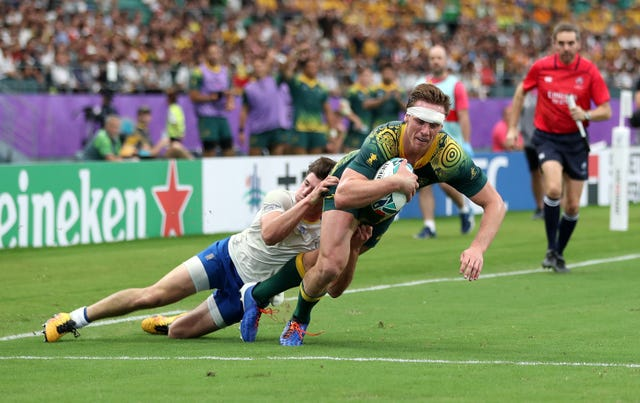 Dane Haylett-Petty contributed two tries
