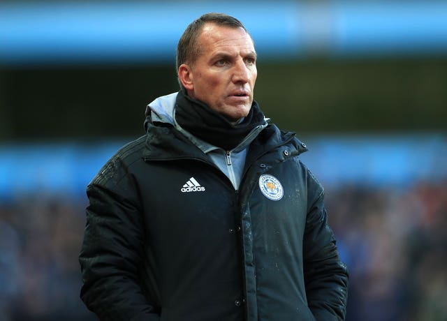 Guardiola expects a tough game against Brendan Rodgers' Leicester