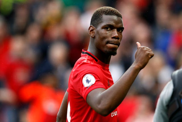 Paul Pogba appeared destined to leave Manchester United this summer.