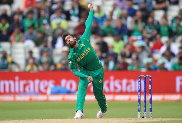 Mohammad Amir has secured a place in Pakistan's World Cup squad
