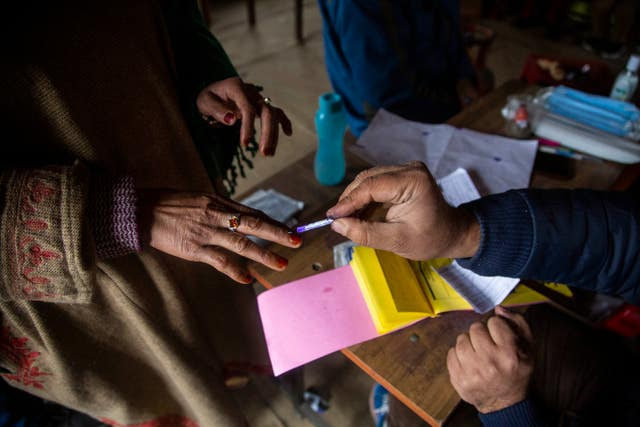 India Kashmir Local Elections