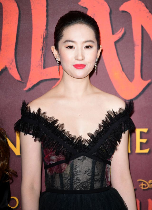 Disney's Mulan European Premiere – London