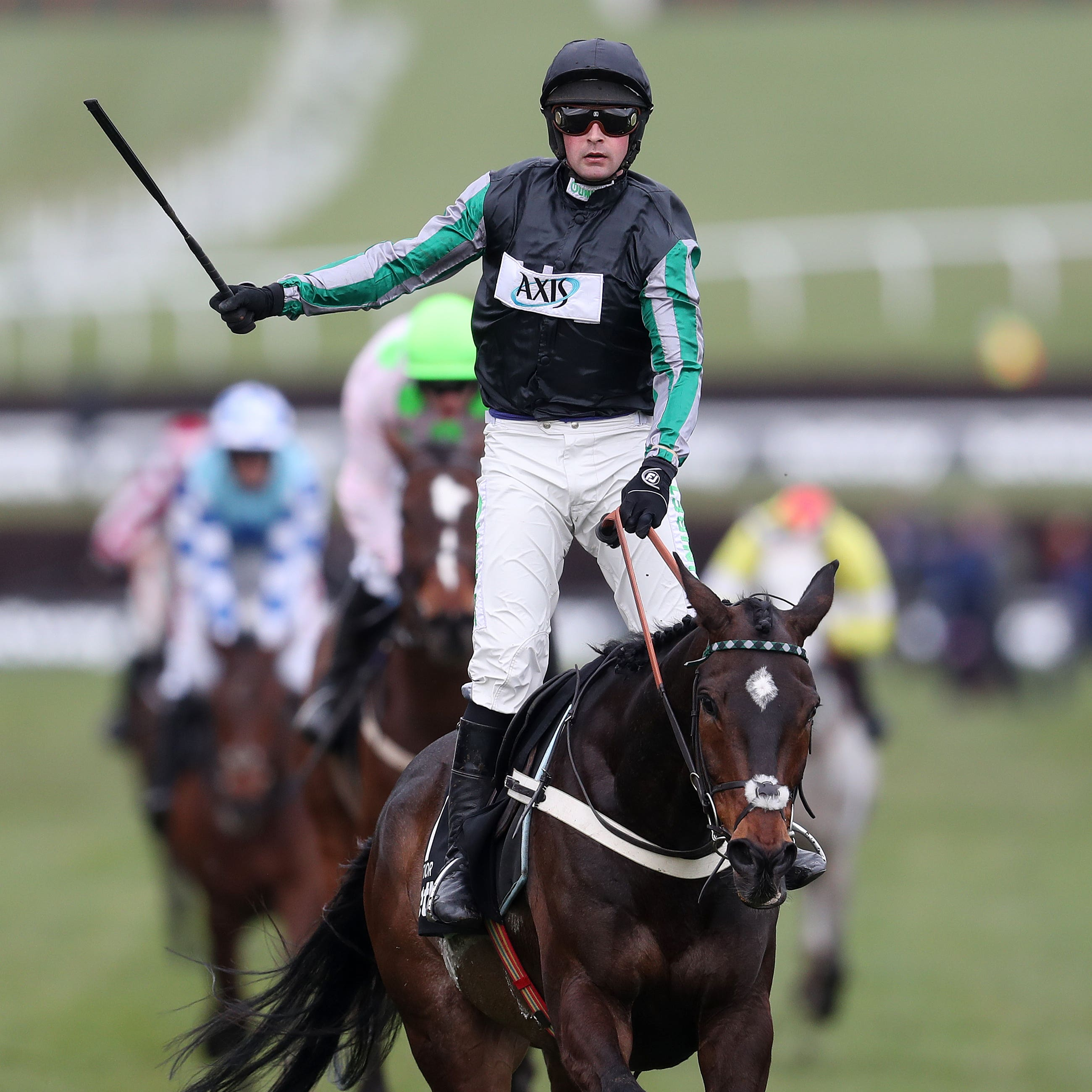 Altior leads the field home in the Queen Mother Champion Chase last year